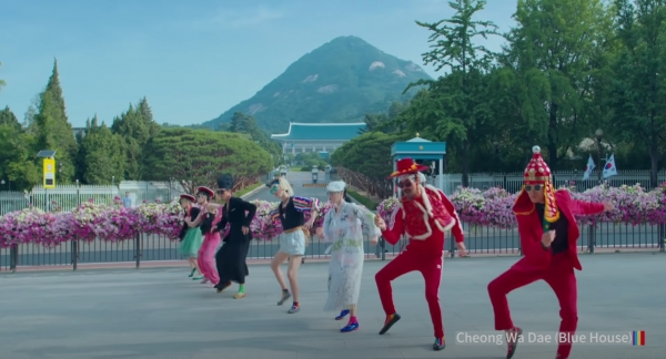 'Feel the Rhythm of KOREA: SEOUL'